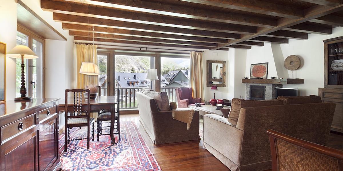 Alquilar apartamento en arties casa n des apartamentos - Casas en baqueira ...