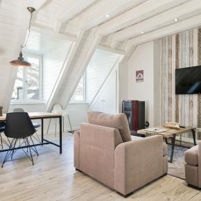 Apartamento Sant Miquèu Vielha. WoW Range