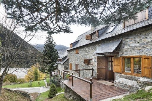 Alquilar apartamento en baqueira 1500 n cleo casa cuylas - Casas en baqueira ...