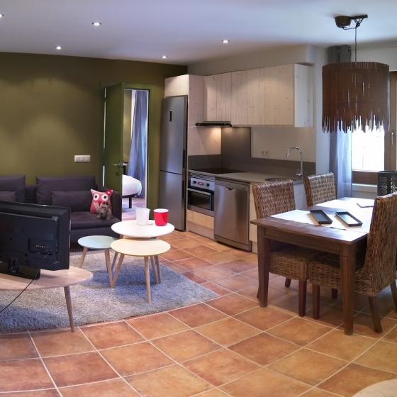 Apartamento Garona 17 b