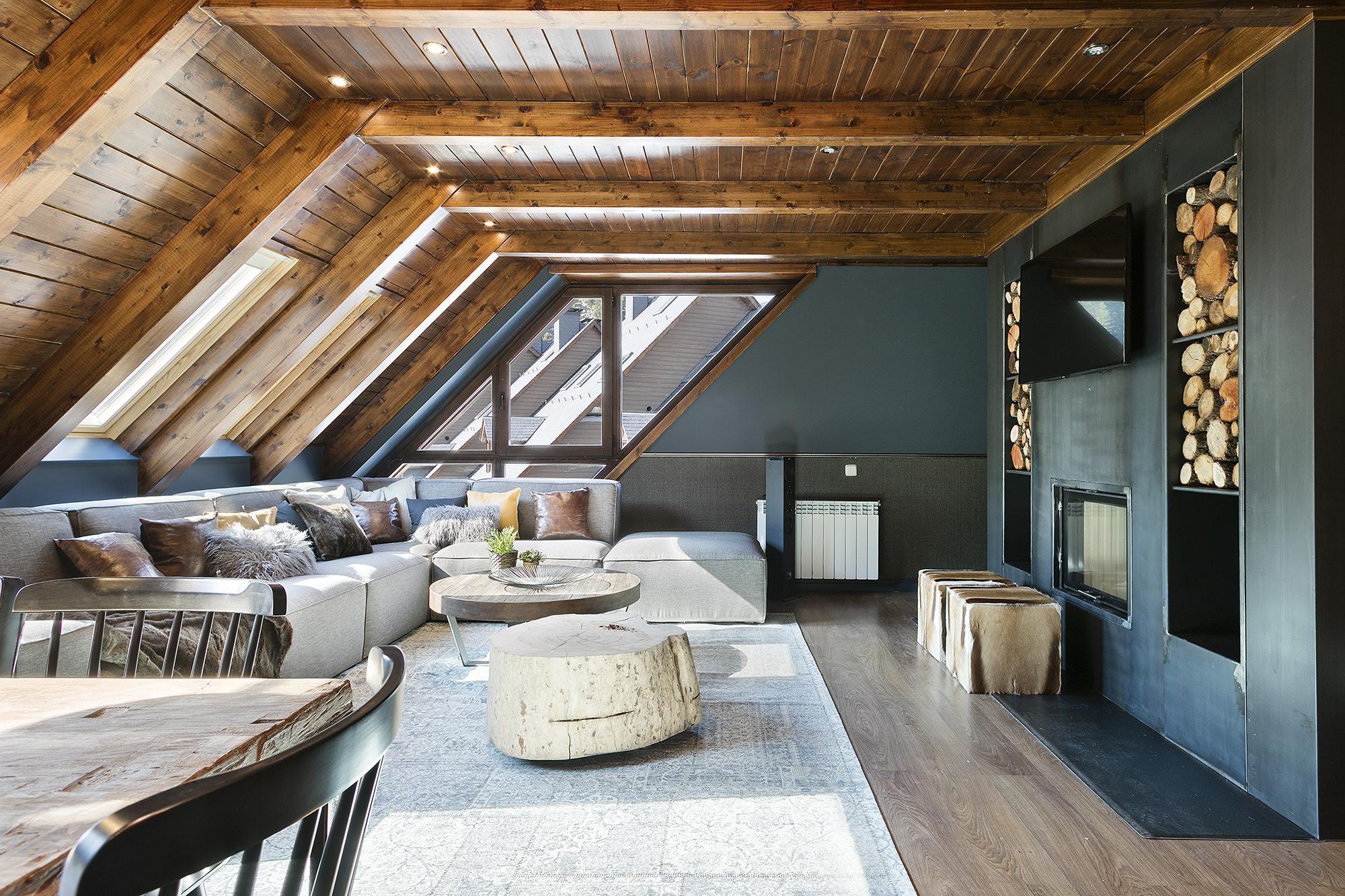 Alquiler Apartamento Lujo Val De Ruda E3  Humerau