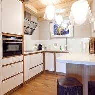 Apartamento Vista Unha A Cocina 1