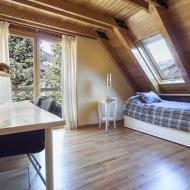 Casa Montcorbisson, habitación.