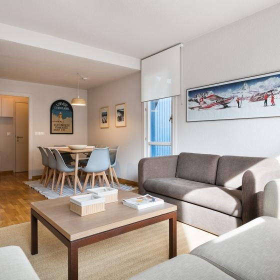 Apartamento Gireta, Saumet 8A