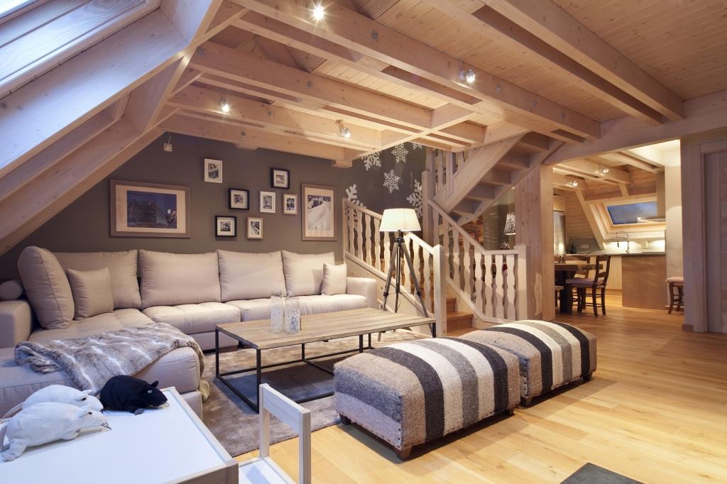 Apartamentos por días en el Valle de Aran. Hablemos de decoración ...