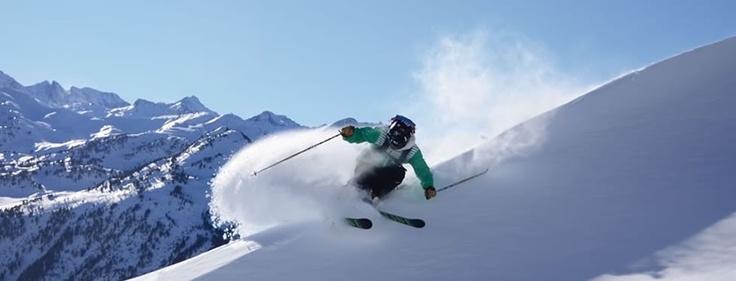 aprender a esquiar