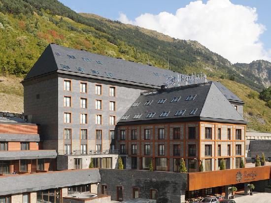 hotel Himalaia en baqueira beret