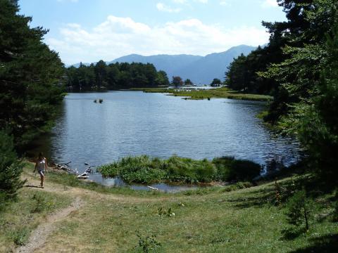 lagos de colomers