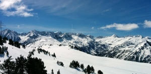 pistas de esquí en España