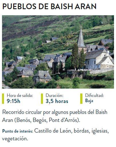 pueblos del baish aran
